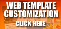Web Site Template Customization